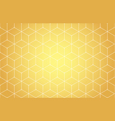 Golden lines seamless pattern vector