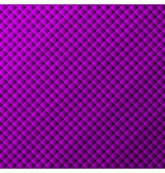 purple geometric background vector image vector image