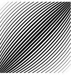 Diagonal lines stripes with convex distortion vector