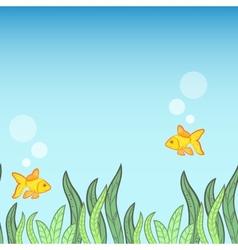 Underwater Game Background vector