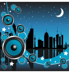 party town vector image