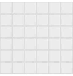 Grey tile texture seamless vector