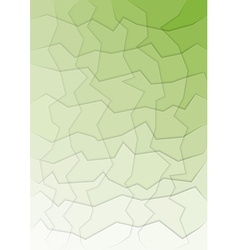 background with cracks vector image