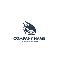 Car company logo vector