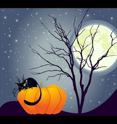halloweentime vector image