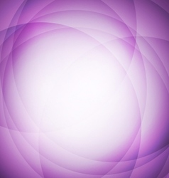 Abstract purple background with circle vector image vector image