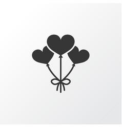 balloon icon symbol premium quality isolated vector image
