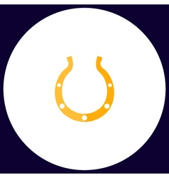 Luck Horseshoe computer symbol vector