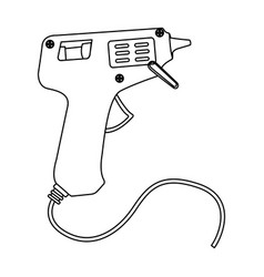 Tool drill icon image vector