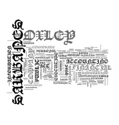 What is sarbanes oxley text word cloud concept vector