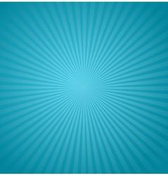 Blue rays background burst vector