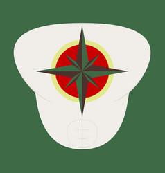 Superhero color flat badges emblems logos vector