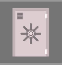 door elevator entrance doorway vector image