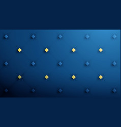 abstract geometric pattern luxury background vector image