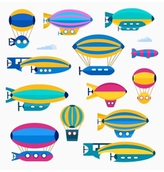 cute balloon vector image