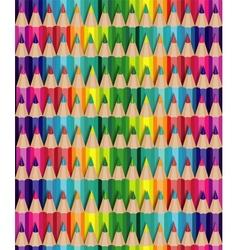seamless crayon vector image