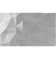 geometrical linear background texture vector image