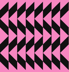 Bold seamless pattern repeating geometric vector