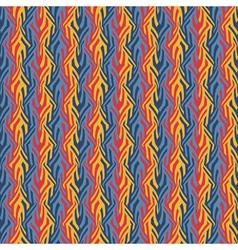 ornate stripes vector image