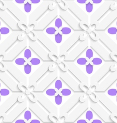 Purple flourish simple diagonal pattern vector
