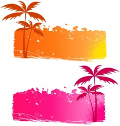 grungy backgrounds vector image vector image