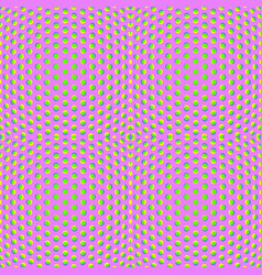 particles glitch optical pattern vector image