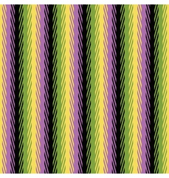 refracted stripes vector image