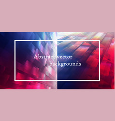 Abstract background with color light vector