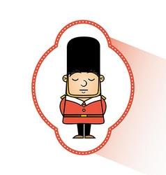 nutcracker icon design vector image