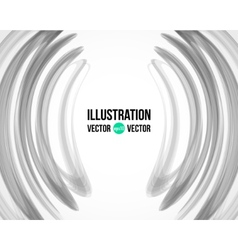 abstract white and black background vector image