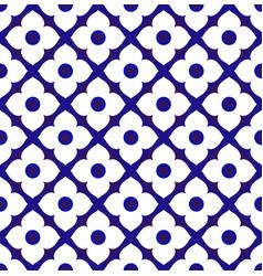 ceramic thai pattern vector image