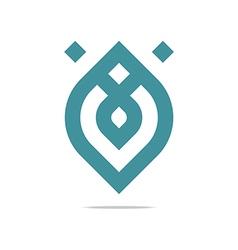 Logo Design Element Company Name Bussines Creative vector