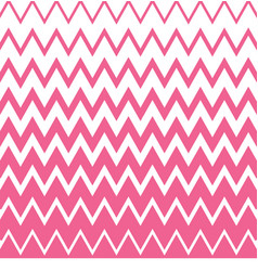 Pink and white zigzag lines pattern vector