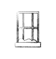 Window icon image vector