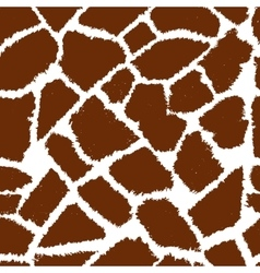 Giraffe skin vektor pattern vector
