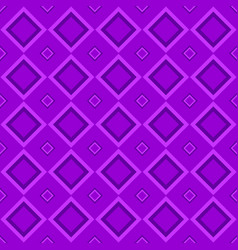 seamless geometrical square pattern background vector image