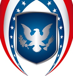 united states vector image