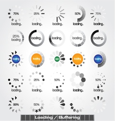 loading and buffering vector image