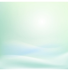 abstract fog with a glow vector image