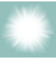 Elegant design with a burst EPS 8 vector image
