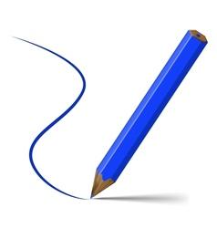 Dark blue vector