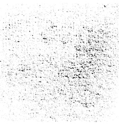 Dust texture white and black Grunge vector