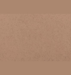 kraft texture kraft paper beige empty background vector image