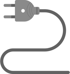 Electric Wire vector image