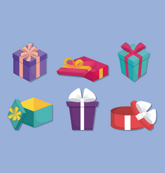 happy boxing day design vector image