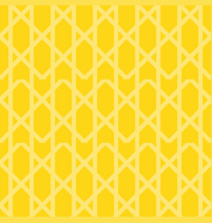 seamless geometric pattern - simple design vector image