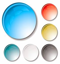 gel bubble vector image vector image