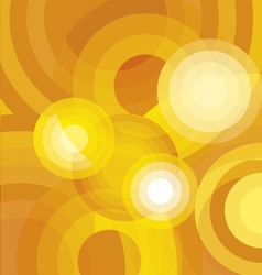 Abstract Rounded Background 01 vector image vector image