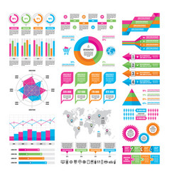 business infographic concept - graphic vector image