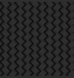 dark abstract background wicker texture seamless vector image